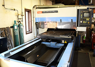 Sheet Metal Models Mazak Super Turbo X48 hi-Pro - this laser cutting machine is perfect for operating in a high-volume production environment.